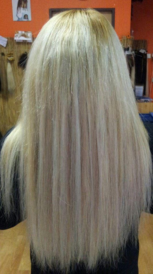 naplétání vlasů